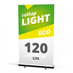 Rollup Light ECO 120 cm