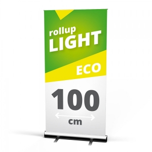 Rollup Light ECO 100 cm